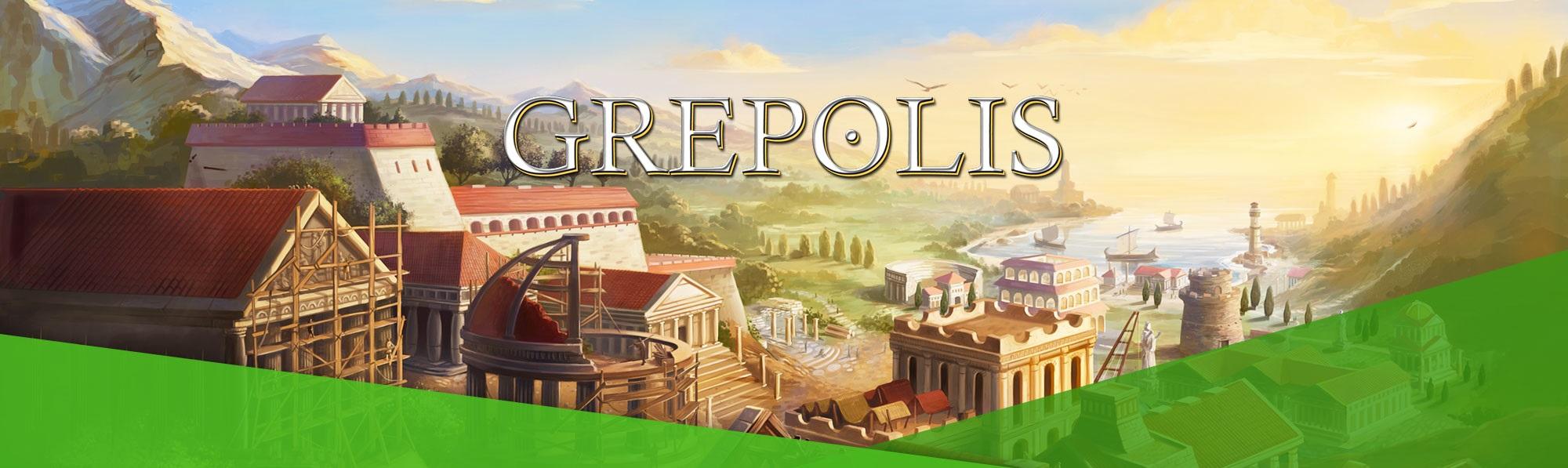 Grepolis – L'Antica Grecia non è mai stata così divertente